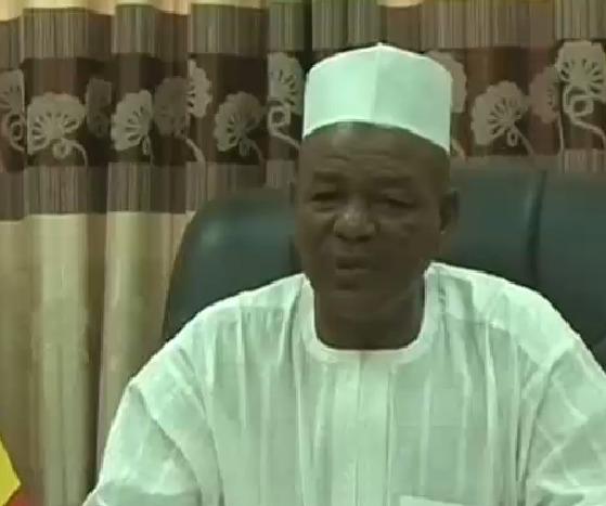 Le gouverneur de la région du Ouddaï, Abbadi Sayir.