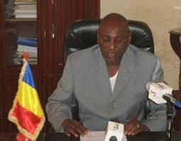 Le Gouverneur de la région du Salamat, Djibert Younous.