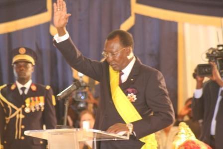 Le 8 Août 2011, le Président de la République, Idriss Deby Itno, prêtait serment pour son 4ème  mandat de 5 ans.