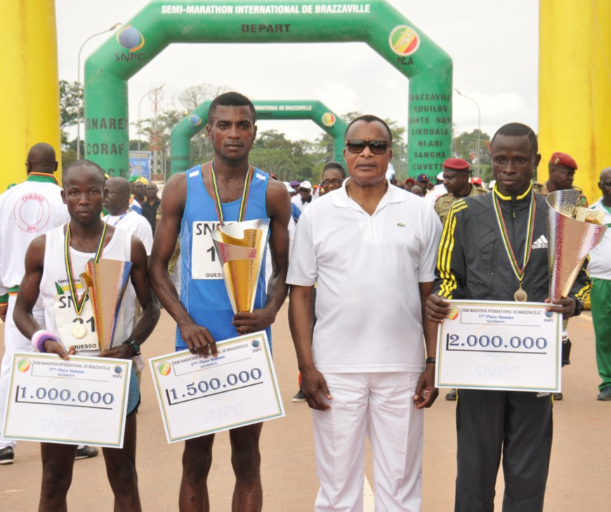 SMIB-Ouesso 2015 : victoire internationale du congolais Eric Semba