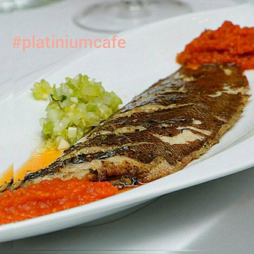 Une spécialité du Platinium café,très prisée par Anastasie Brenda Biya