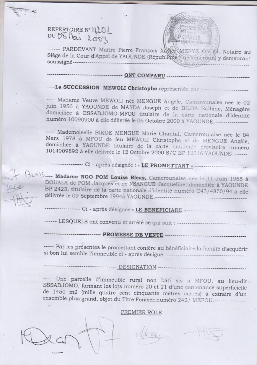 Cameroun:Les curieuses déviances professionnelles d'un « super journaliste »
