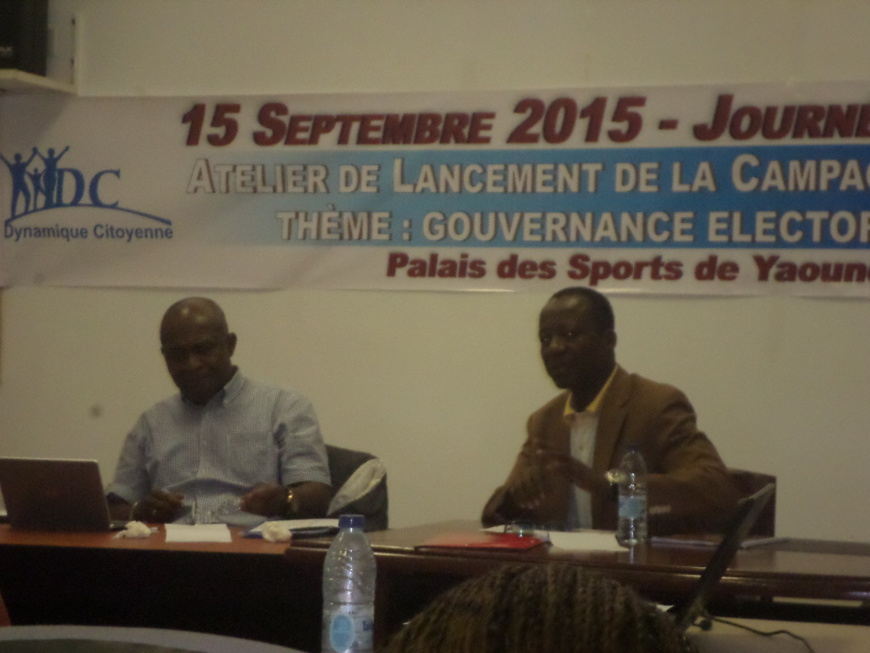 Cameroun : La société civile demande au président Biya de « Tourner la Page » !