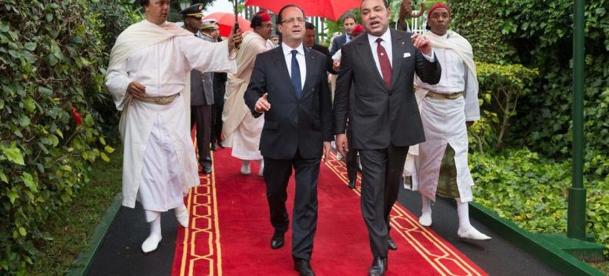 François Hollande, le Maghreb et le dilemme sahraoui Kénitra, l'appel de Tanger