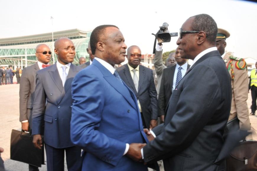 Denis Sassou N'Guesso : « Les jeux africains à Brazzaville sont la manifestation même du panafricanisme »
