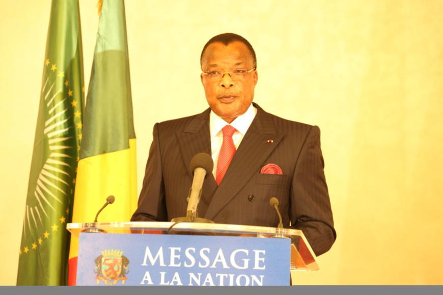 Congo Brazzaville : Denis Sassou N'Guesso invite les congolais au reférendum