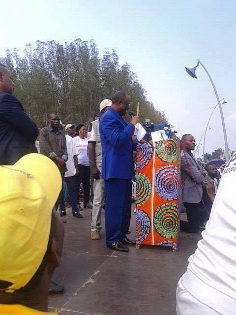 Reformes politiques: Le meeting de l'opposition radicale, preuve d'une démocratie vivante au Congo