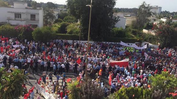 Réponse des marocains unanimes aux autorités suédoises