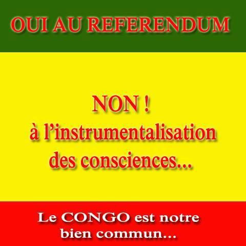 Référendum constitutionnel : La violence et le boycott, seules stratégies de l'opposition pour dissuasion des congolais