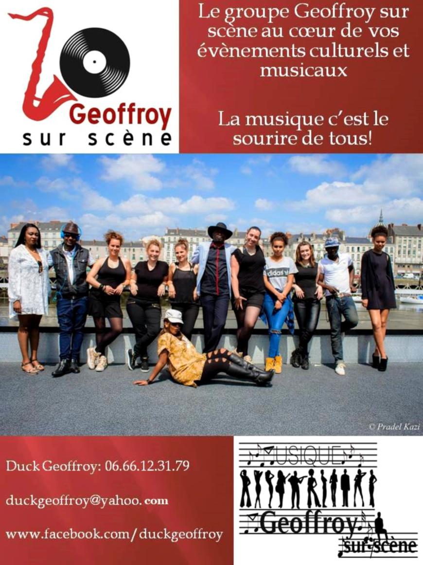 Musique : L'artiste nantais Duck Geoffroy poursuit une carrière mélangeant folklore et World music