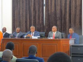 Projet de constitution au Congo : « désormais, le dialogue devient un élément de règlement de conflit politique et c'est institutionnalisé… » Dixit le coordonnateur de l'opposition républicaine, Nyck Fylla