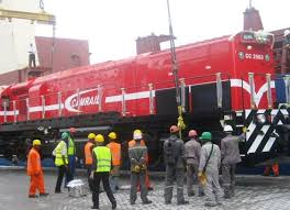 Camrail : acquisition de neuf nouvelles locomotives