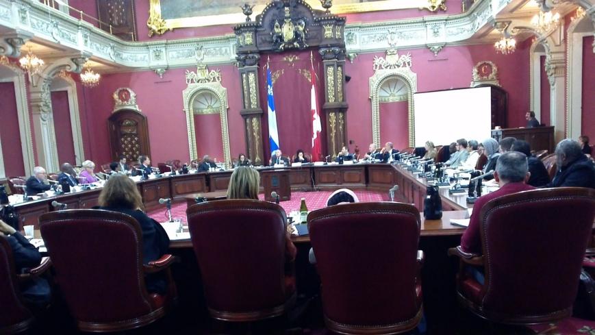 Francophonie:  Congrès de l'AOMF à Québec