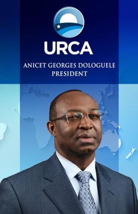 Soutien au candidature de Monsieur Anicet Georges DOLOGUELE aux élections présidentielles en Centrafrique
