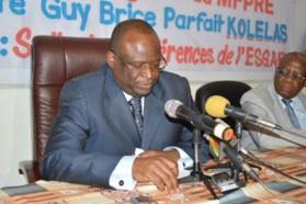 Guy Brice Parfait Kolelas : un ancien membre du FN français incarnant l'extrémisme  au Congo