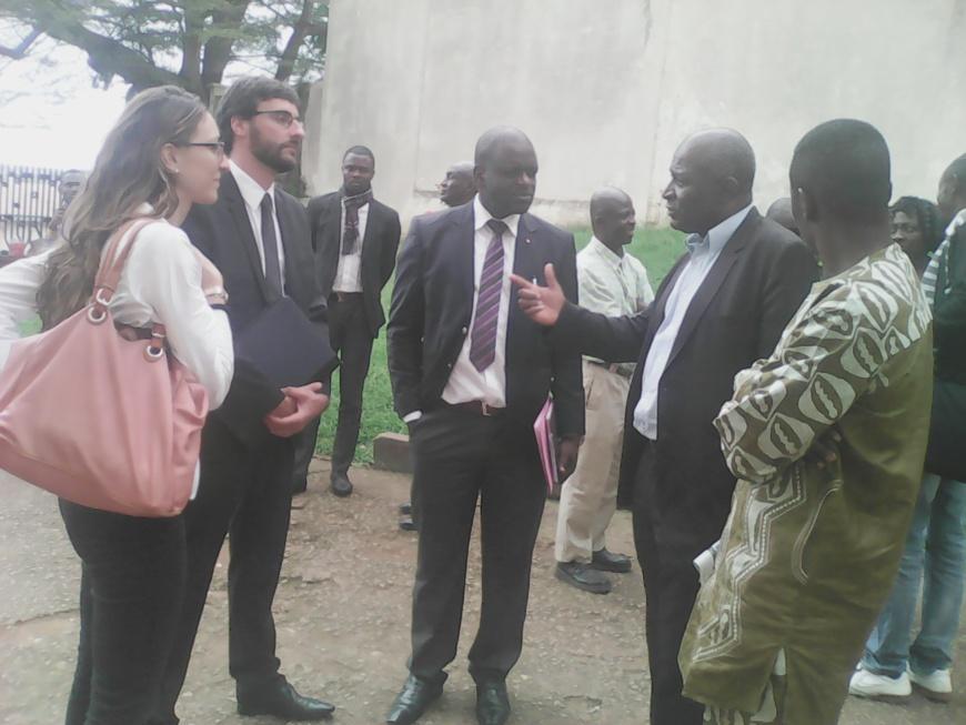 Les observateurs de l'Union Européenne et du barreau américain suivent de près l'affaire qui peut faire tourner la page au Cameroun