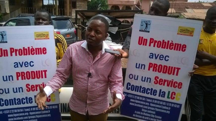 Delor Kamgaing,Expert du Cameroun au COPOLCO (Comité pour la Politique des Consommateurs) de l'ISO (Organisation Internationale de la Normalisation)