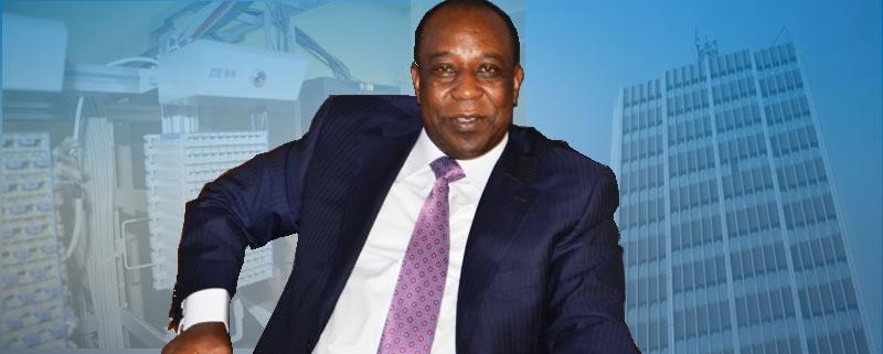 David Nkoto Emane,le directeur général de camtel  œuvre pour l'émergence du Cameroun