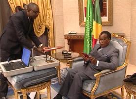Intégration sous régionale : Le  passeport diplomatique CEMAC lancé au Congo