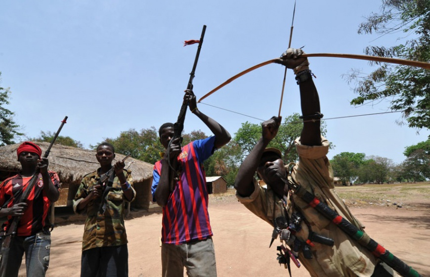 Le processus des violences intercommunautaires en Centrafrique est connu