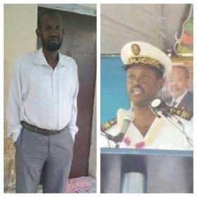 DJIBOUTI : Rachid Djama Ali, le souffre douleur de Mohamed Wabéri Assoweh