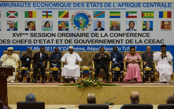 CEEAC: Les chefs d'Etat de la sous région en sommet extraordinaire sur la Centrafrique à Libreville
