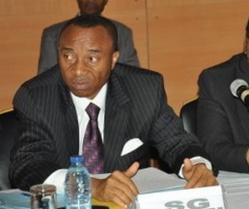 le Secrétaire Général du Ministère des Finances, M. EBANG MVE en avril 2014 a donné un mandat au Cabinet ATOU pour la sauvegarde et la gestion des actifs résiduels des sociétés REGIFERCAM, ONPC et ONCPB et parallèlement, il a saisi directement à l'insu de son chef de département M. Alamine Ousmane Mey, le Ministre d'Etat chargé de la Justice
