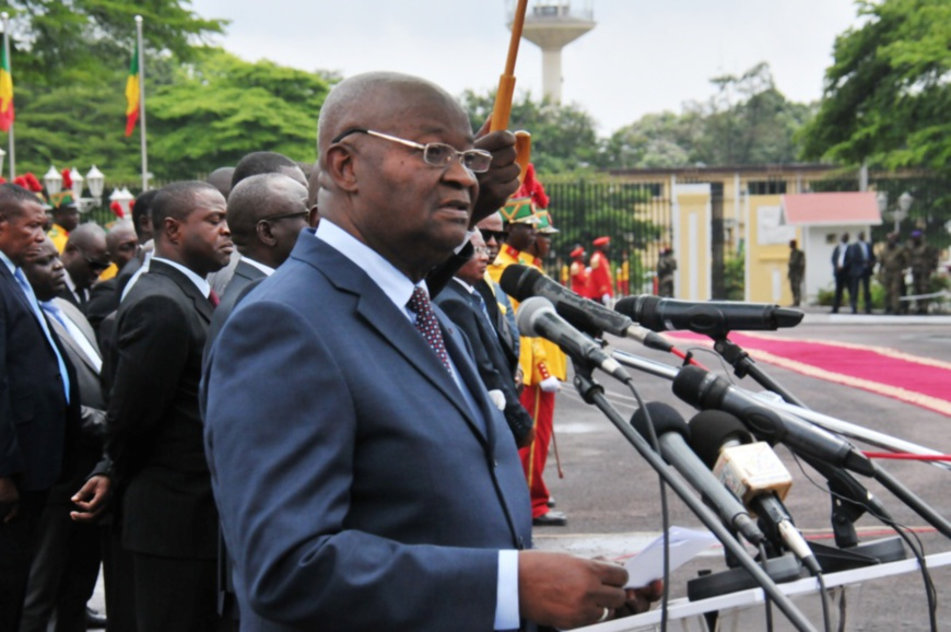57 ème anniversaire de la proclamation de la République du Congo :  Sous le signe du saut de la nouvelle République