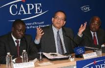 Tchad: conférence de presse du chef de la diplomatie tchadienne au CAPE/France à Paris