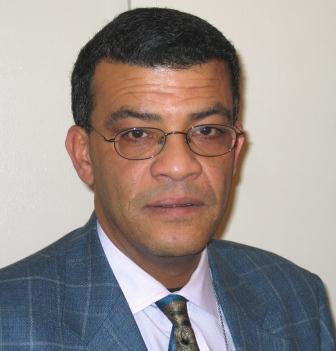 L'ambassadeur de Tunisie au Cameroun, Jalel Snoussi.