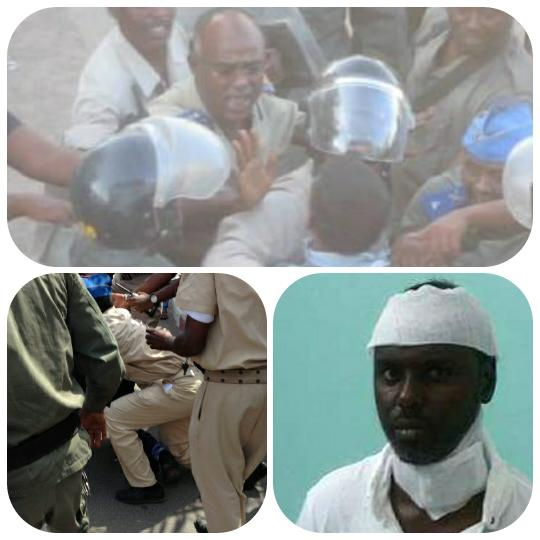 DJIBOUTI - Députés et leaders de l'opposition, tabassés : Sombre Journée Mondiale des Droits de l'Homme pour les djiboutiens