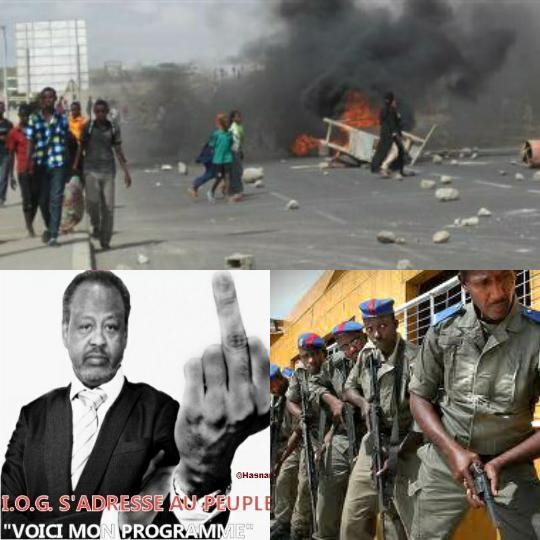 DJIBOUTI : L'utopie meurtrière est en marche