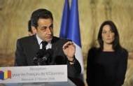 Tchad: Sarkozy, Michel et Diouf rencontrent des représentants du pouvoir