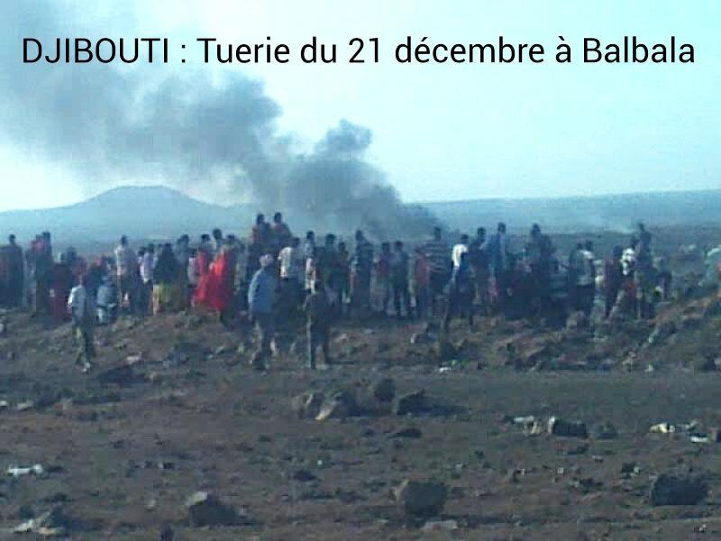 DJIBOUTI : Recours Excessif à la Force par la Police et l'Armée et Agressions de Membres de l'Opposition.