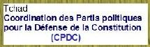 Tchad: la CPDC désapprouve les décrets 234 et 235 portant création d'une 'Commission d'enquête' et la nomination de ses membres