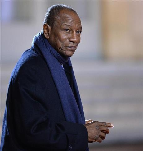 Guinée: 16 ministres font leur entrée dans le nouveau gouvernement de Condé