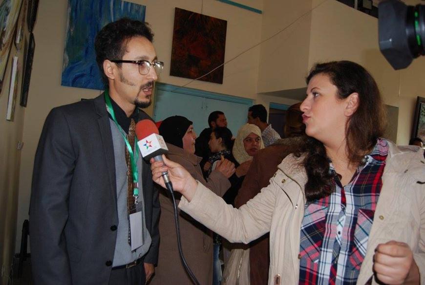 Yahia Abounizar, une touche artistique émanant du folklore marocain