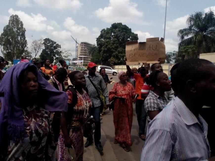 Congo : Une dixaine de pigistes de la communication arrêtée par la Police