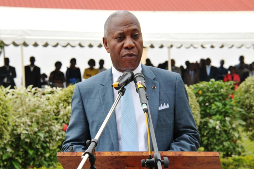 Firmin Ayessa, Directeur de cabinet du président Sassou N'Guesso