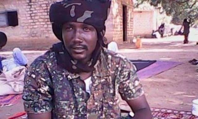 Ali Darass de la Séléka.