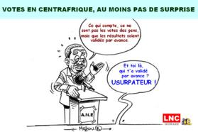 Centrafrique : Elections, la course à la mangeoire