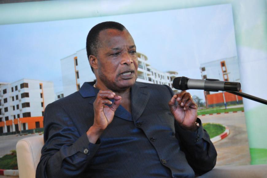 Présidentielles au Congo : Denis Sassou N'Guesso annonce sa candidature