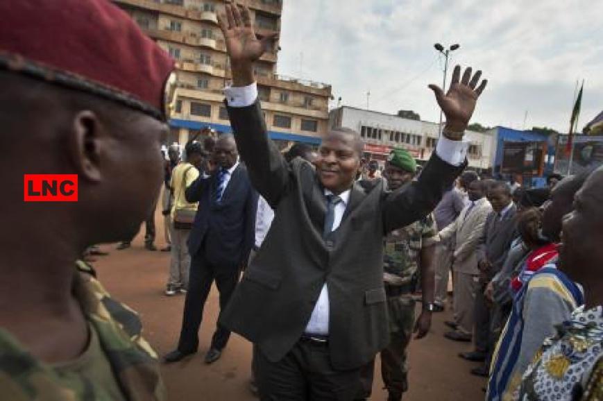 Centrafrique : La Cour Constitutionnelle de transition vient de confirmer Touadera comme Président