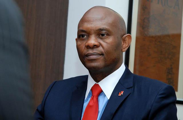 Tony O. Elumelu s'adresse aux entrepreneurs africains