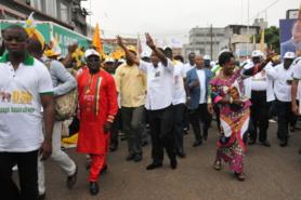 Campagne électorale au Congo : Denis Sassou N'Guesso promet des municipalisations additionnelles à Pointe-Noire et au Kouilou