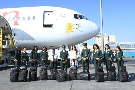 8 mars : les femmes prennent à nouveau le contrôle d'Ethiopian Airlines