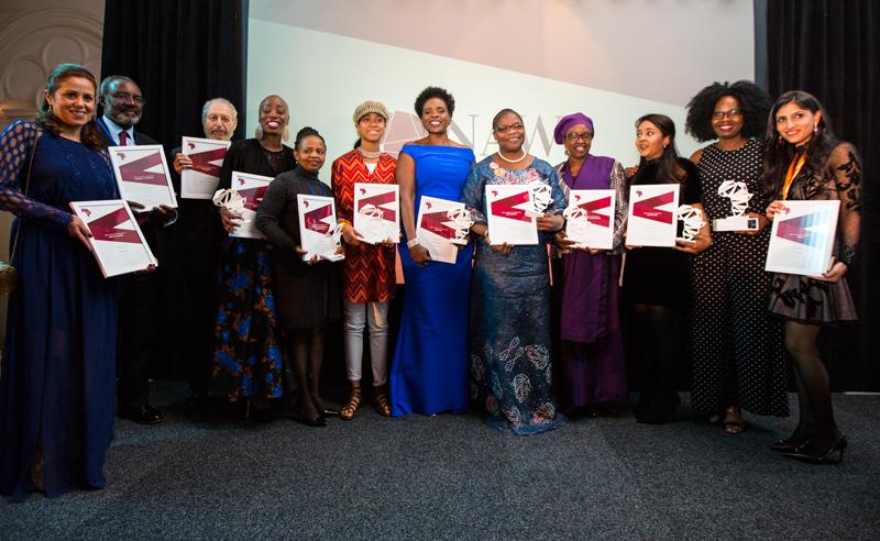 Les lauréates du NAW Forum