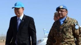 Les propos de Ban Ki-moon, une faute grave qui nécessite son limogeage