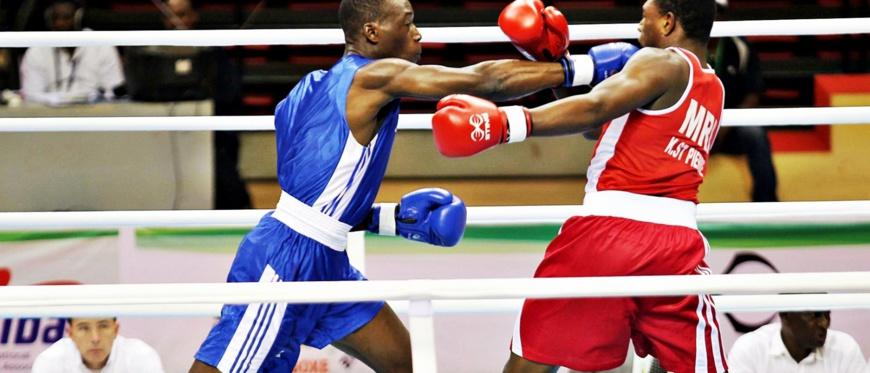 Boxe: Les 33 africains aux Jeux Olympiques-Rio 2016