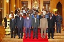 Les Membres du Gouvernement du 23 avril 2008